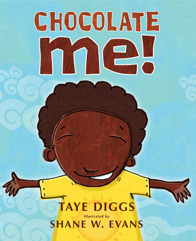 chocolate me book